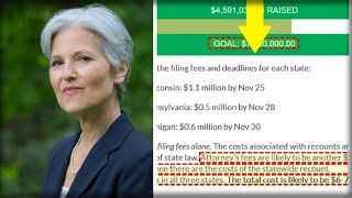 "Download PEOPLE SCREAM ""SCAM"" AFTER NOTICING ONE THING JILL STEIN QUIETLY DID EACH TIME SHE HIT HER GOAL Video"