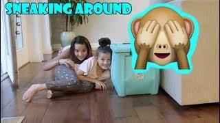 Download Sneaking Around 🙈 (WK 341.4)   Bratayley Video