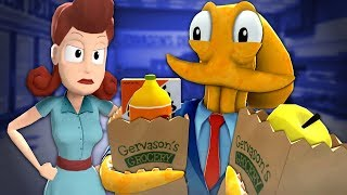 Download SCARLET IS PISSED - Octodad: Dadliest Catch Video