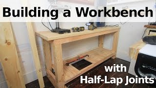 Download Building a Workbench w/ Half Laps and 2 x 12s Video