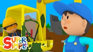 Download Dharma's Digger Gets Squeaky Clean   Carl's Car Wash   Cartoons For Kids Video