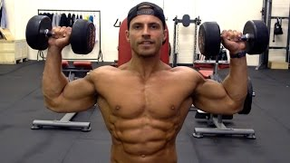 Download Common Gym Mistakes - Training Shoulders (Episode 2) Video