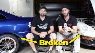 Download 2SEXY & 240Z = BROKEN (and where's all our other cars?) Video