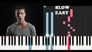 Download Nf - If You Want Love (SLOW EASY PIANO TUTORIAL) Video