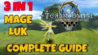 Toram Online New Mages Skills + GS Solo Free Download Video MP4 3GP