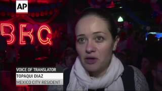 Download People Around the World React to Trump Win Video