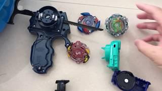 Download Adapting Old Rip Gauge Launcher For Beyblade Burst (Hasbro) Video