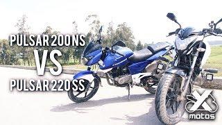 Download PULSAR 200 NS VS PULSAR 220 SS   X MOTOS Video