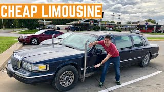 Download I BOUGHT The CHEAPEST Limousine In The USA Video