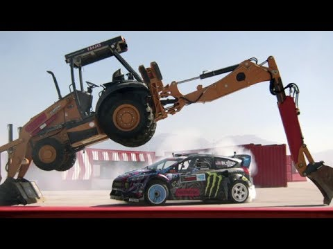 Deep House Series Vol.6 | KEN BLOCK'S GYMKHANA SIX