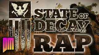 Download State Of Decay |Rap Song Tribute| DEFMATCH ″Fight The Dead″ Video