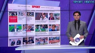 Download صحيفة : لاعب وحيد يستطيع منافسة ميسي لكنه ليس كريستيانو رونالدو ! Video