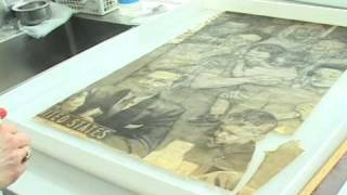 Download Conserving Norman Rockwell's ″United Nations″ Video