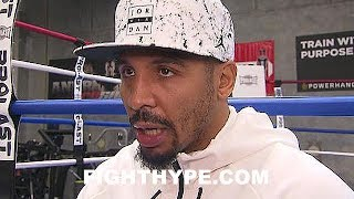 Download ANDRE WARD REACTS TO PAULIE MALIGNAGGI SPARRING CONOR MCGREGOR; EXPLAINS WHY ″I WOULDN'T DO IT″ Video