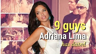 Download 9 Guys Adriana Lima Has DATED Video