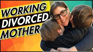Download I'm A Working, Divorced Mother || Mayim Bialik Video