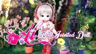 Download Unbox Daily: Ai Ball Jointed Doll Azalea - Doll Review - 4K Video