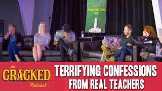 Download Terrifying Confessions from Real Teachers Video