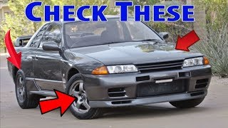 Download Nissan Skyline GTR (R32) Ultimate Buyer's Guide : Everything You Need to Know! Video