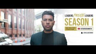 Download Leaders Create Leaders - Gerard Adams ″The Millennial Mentor″ Video