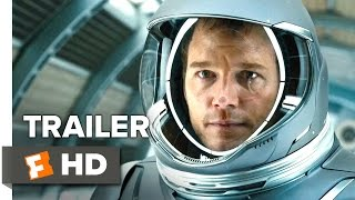 Download Passengers Official Trailer 1 (2016) - Jennifer Lawrence Movie Video