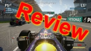 Download F1 Game 2013 - Review Video