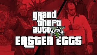 Download GTA 5: 29 Secrets and Easter Eggs Video