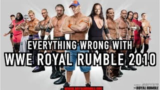 Download Episode #301: Everything Wrong With WWE Royal Rumble 2010 Video