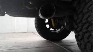 Download Toyota Tacoma Flowmaster 50 Series Exhaust Video