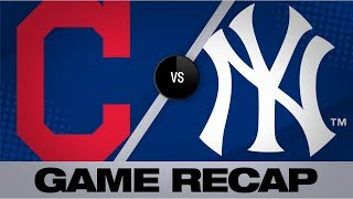 Download Mercado, Clevinger lead Tribe past Yankees | Indians-Yankees Game Highlights 8/18/19 Video