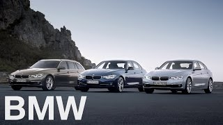 Download The new BMW 3 Series Sedan and Touring. Official Launchfilm. Video