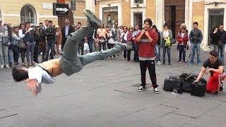 Download Hip Hop Music Dance - Street Artists Fly on Rap Video