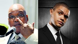 Download Jacob Zuma - Speech Funny Compilation with Trevor Noah ″Cunt ry″ Video