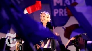 Download In France, These Young Voters Dream Of A President Marine Le Pen | The New York Times Video
