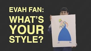 Download What's Your Style? Folk Art + Wordplay Makes Artist Evah Fan(tastic) Video