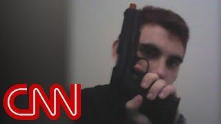 Download Florida school shooter's disturbing social media posts Video
