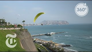 Download Paraglide Over Peru In 360 | The Daily 360 | The New York Times Video