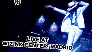 Download SMOOTH CRIMINAL - MICHAEL JACKSON 2018 CONCERT LIVE - FOREVER KING OF POP (Alex Blanco) Video
