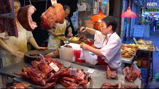 Download Hong Kong Street Food - 6 iconic Street Foods in Hong Kong Video