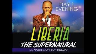 Download The Supernatural - Monrovia, Liberia - Day 1 Evening Video