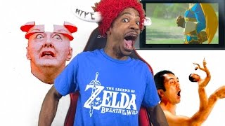 Download NINTENDO SWITCH!!! PREPARE TO GET YOUR MIND BLOWN!!! AMAZING ZELDA BREATH OF THE WILD THEORY!!! Video