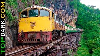 Download 15 Ferrocarriles más peligrosos del mundo Video