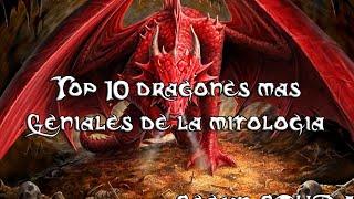 Download Top 10 dragones mas geniales de la mitologia segun Souda Video