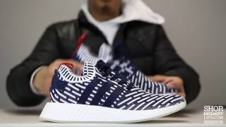 Download Adidas NMD R2 PK ″Ronin″ Unboxing Video at Exclucity Video