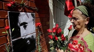 Download Cuba declares 9 days of national mourning for Fidel Castro Video
