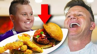 Download 15 Times Gordon Ramsay Actually LIKED THE FOOD! Video