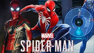 Download Spider-Man PS4 - Movie Suits Confirmed, Side Missions and Gadgets Details! Video