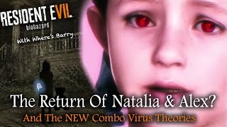 Download RESIDENT EVIL 7   The Return Of Natalia & Alex Wesker Theory   NEW Combo Virus? Video