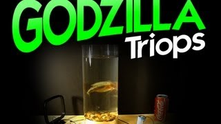 Download Godzilla Triops (How to grow giant, radioactive triops) Video