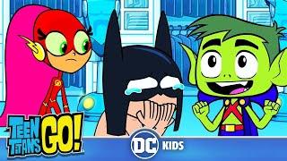 Download Teen Titans Go! | Teen Justice League GO! Video